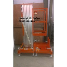 Selling hydraulic ladder  Special promo welcome mo