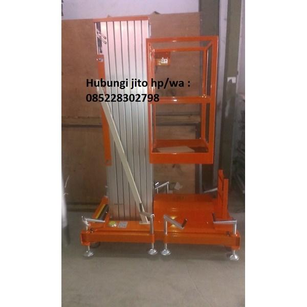 Selling the latest 2019 hydraulic ladder .. !!