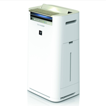 Air Purifier with Humidifying KC-G60-W Series