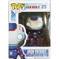 mainan iron patriot action figure Minifigure 1