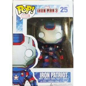 mainan iron patriot action figure Minifigure
