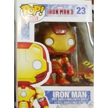 mainan iron man action figure Minifigure