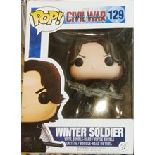 mainan winter solder action figure Minifigure
