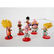 mainan Dragon Ball 1 action figure Miniatur Anime