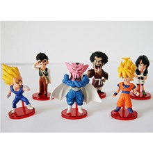 mainan Dragon Ball 2 action figure Miniatur Anime