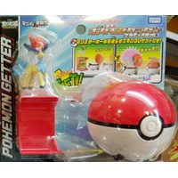 Mainan  pokemon getter keldeo action figure takara tommy japan Miniatur Anime