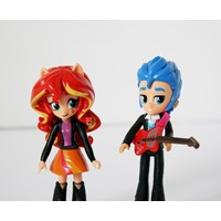 Distributor Mainan my little pony girl 9pc per set action figure Minifigure 3