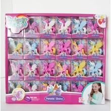 Mainan my little pony mika (24pc) Minifigure