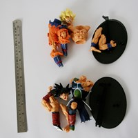 Action figure Dragon Ball 2pc Miniatur Anime Murah 5
