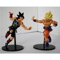 Action figure Dragon Ball 2pc Miniatur Anime