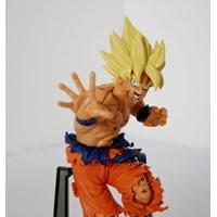 Distributor Action figure Dragon Ball 2pc Miniatur Anime 3