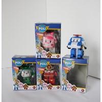 Jual Mainan robocar Poli 4 pc per set Minifigure 2