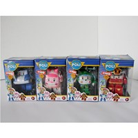 Beli Mainan robocar Poli 4 pc per set Minifigure 4