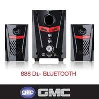 Bluetooth Speaker Multimedia GMC 888 D1 1