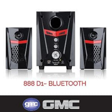 Bluetooth Speaker Multimedia GMC 888 D1