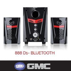 Bluetooth Speaker Multimedia GMC 888 D1