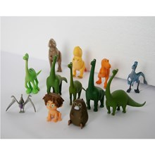 Mainan good dinosaur 1set (12pc) Minifigure