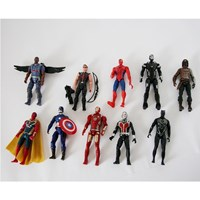 Jual Mainan civil war 1set (10pc) Minifigure