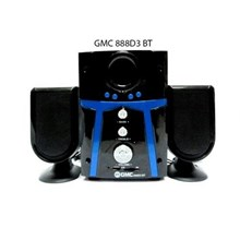 Bluetooth Speaker multimedia GMC 888 D3