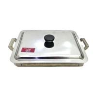 Panci Prasmanan Warmer Square Pan Q2 8822 1