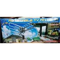 Antena TV remot luar out door Q2 850 Antena Parabola 1