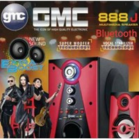 Jual Speaker multimedia GMC 888 J Bluetooth 2