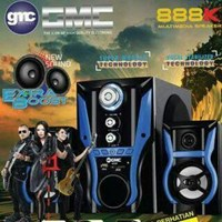 Jual Speaker multimedia GMC 888 K Bluetooth 2