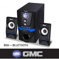 SPEAKER MULTIMEDIA GMC 886I BLUETOOTH  1