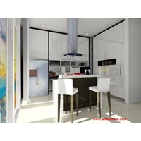 Kitchen set modern 1