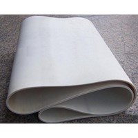 PVC White Buttom Fabric