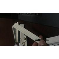PVC White Upper Diamond 1