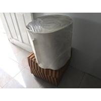 PVC White Profil T 30