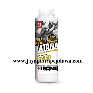 Oli Motor Ipone Full Power Katana 15W50