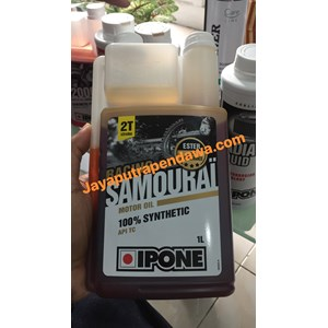 Oli Motor Ipone Samourai Racing