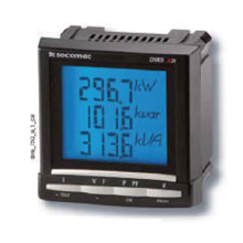 Multifunction Meters DIRIS A40/41 Amperemeter, Voltmeter