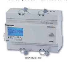 Active Energy Meters COUNTIS E3x