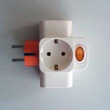 Steker Listrik T Switch Uticon SC 382