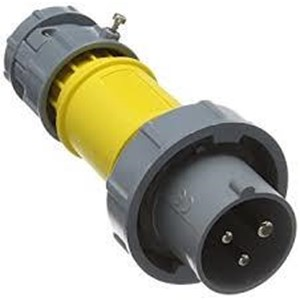 Plug MENNEKES CEE 16A and 32A PowerTOP with external strain relief