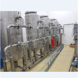 Pre Water Treatment System