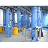 Jual Demineralizer Plant 2