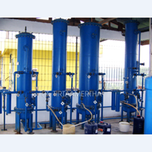 Demineralizer Plant
