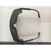 Jual Kacamata Safety Hitam 2