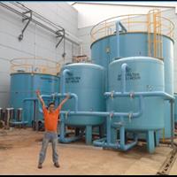 Unit Water Treatment Plant