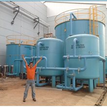 Unit Water Treatment Plant