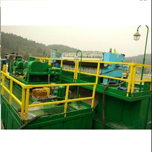 WPE Water Based Mud Drilling Cuttings Unit (WBM Unit)