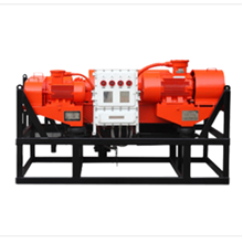 LW355 Series RFD/VFD Decanter Centrifuge