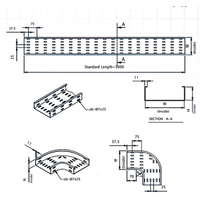 Jual Cable Tray Perforated