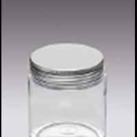 Jual Botol Plastik 400 ml PET Jar with Alu Lid P034 2