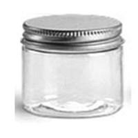 Botol Plastik 400 ml PET Jar with Alu Lid P034 1