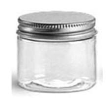 Botol Plastik 400 ml PET Jar with Alu Lid P034